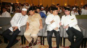 Ijtima ulama II diminta Habib Rizieq dukung Prabowo 1