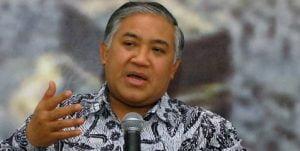 Ketua Dewan Pertimbangan Majelis Ulama Indonesia, Din Syamsuddin