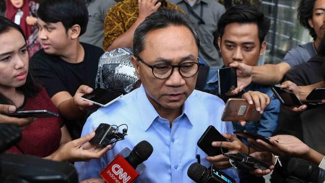 Ketua MPR, Zulkifli Hasan haramkan isu SARA Pemilu 2019