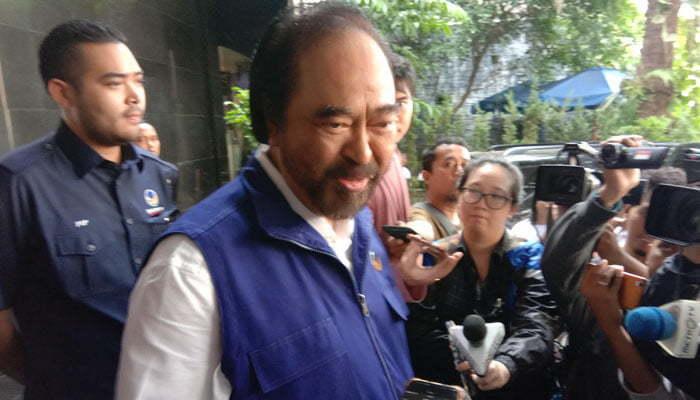 Bantu korban gempa tsunami, Nasdem berangkatkan 100 Dokter dan Paramedik