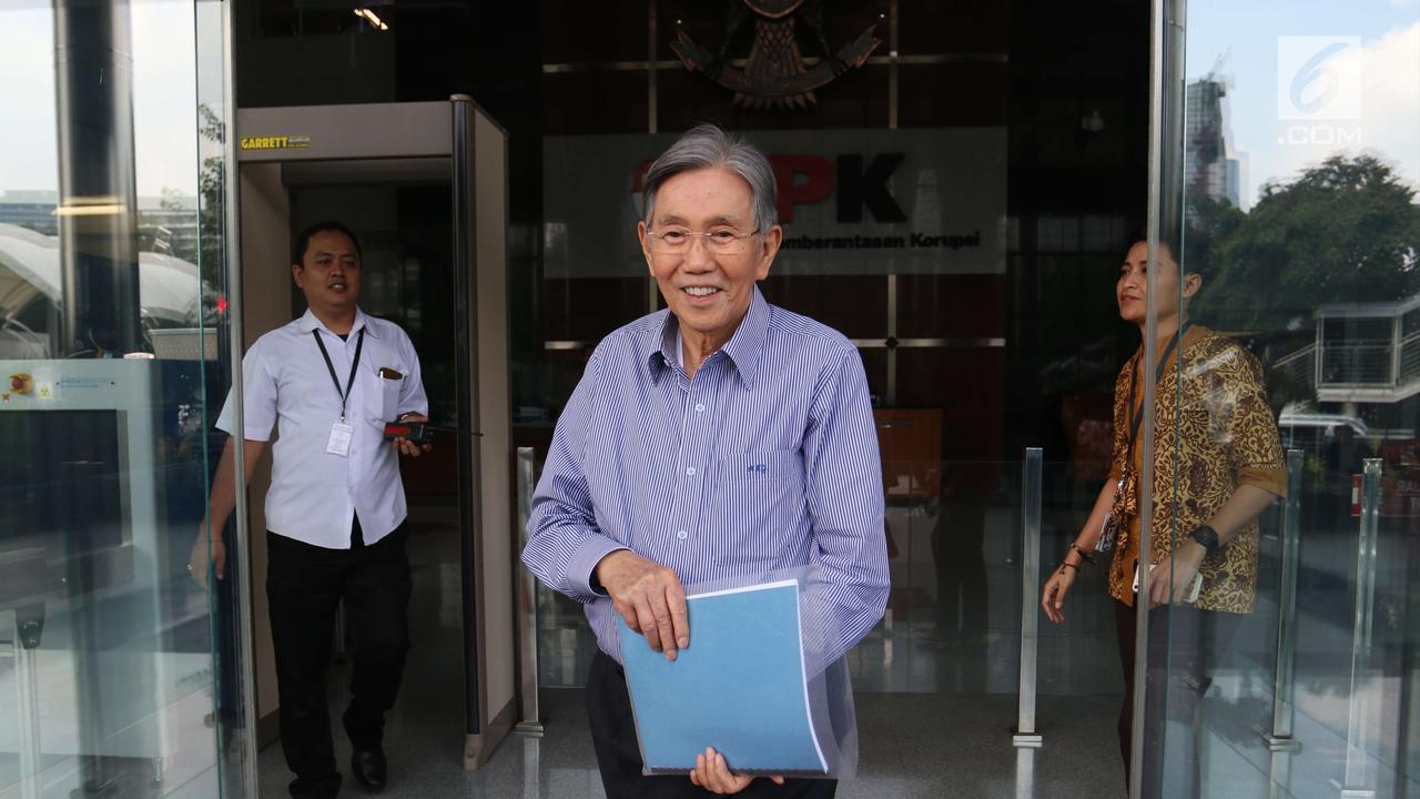 Heboh! Kwik Kian Gie jadi penasehat Prabowo. Respon Megawati ?