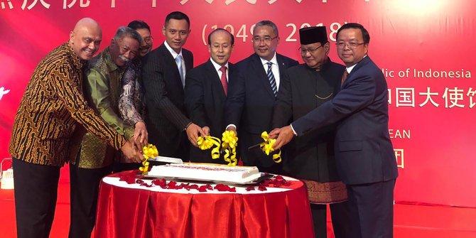 Prabowo bantu hapus stigma Jokowi antek Cina