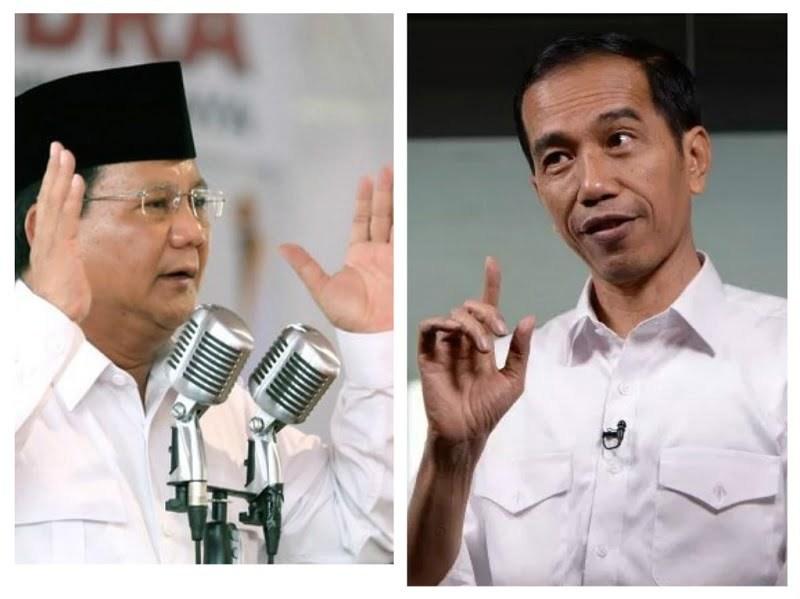 Tim Prabowo usul debat berbahasa Inggris, kubu Jokowi tantang pakai bahasa Arab