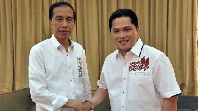 Soal iklan Videotron, Bawaslu putuskan pasangan Jokowi-Ma'aruf langgar kampanye