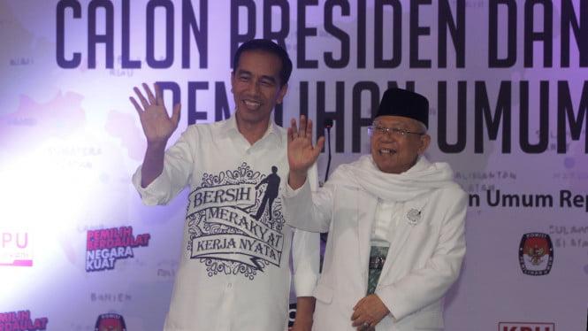 Kampanye Videotron Jokowi terbukti bersalah, timses saling serang