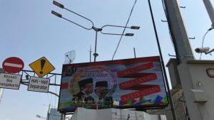 Kasus Videotron pasangan capres-cawapres nomor urut 01 Jokowi-Ma'aruf