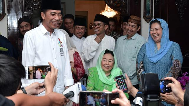 Kerja keras, Yenny Wahid siap menangkan Jokowi