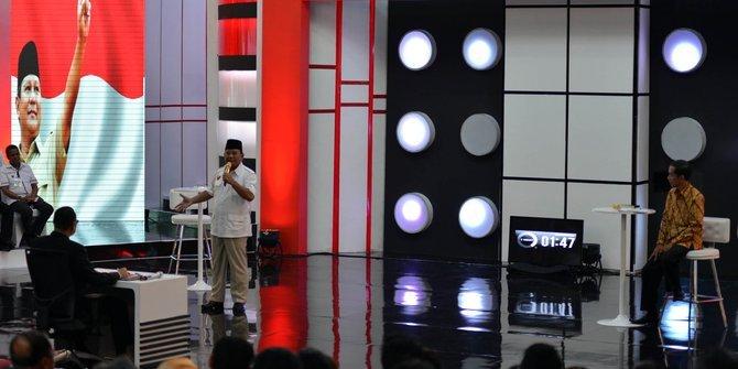 Kembali dipersoalkan, kali ini Prabowo ingin debat capres dikampus