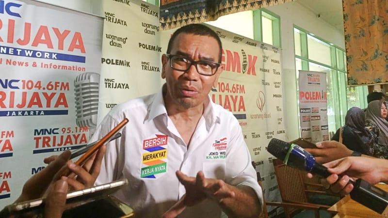 Timses Jokowi : apa Prabowo mau kembalikan gaya pemerintahan Orba