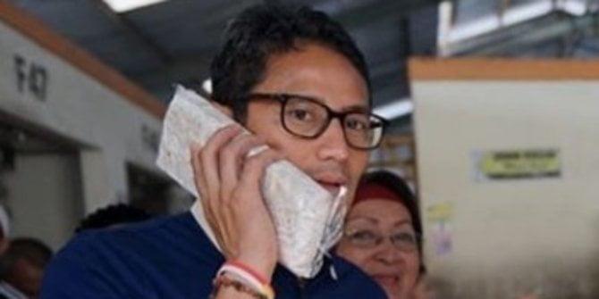 Di Tegal Sari, Sandiaga kembali senggol kebijakan perikanan RI