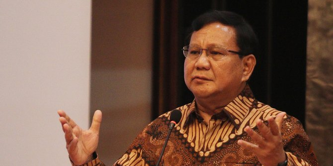 Soal Ratna. Prabowo minta maaf kepada rakyat Indonesia