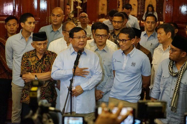 Hoax Ratna Sarumpaet Bukan Urusan Politik Bagi Prabowo-Sandi