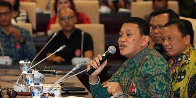 Wakil Ketua Tim Kampanye Nasional Jokowi-Ma'aruf, Abdul Karding