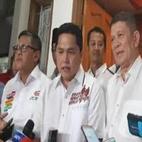 Diperkuat Erick Thohir, 3 tokoh penting langsung gabung kubu Jokowi