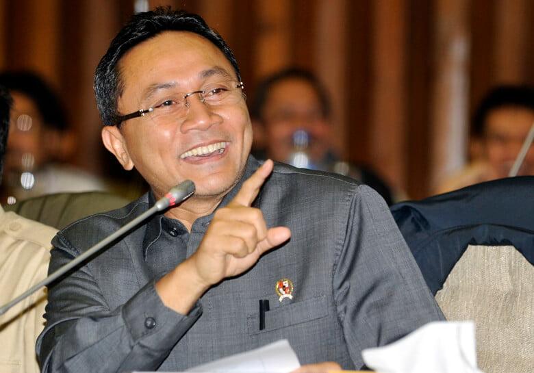 Sekjen PAN Zulkifli Hasan tegaskan PAN harus solid dukung Prabowo