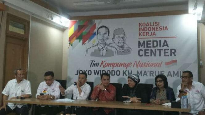 Data pemilih tetap stagnan, kubu Jokowi minta penjelasan