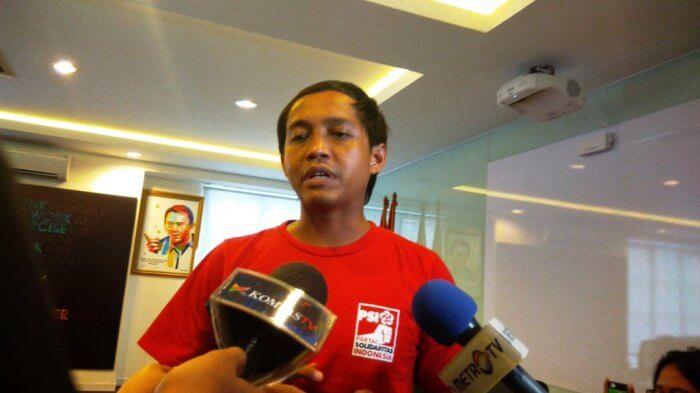 Wakil Sekretaris Tim Kampanye Nasional Jokowi-Ma'ruf, Raja Juli Antoni