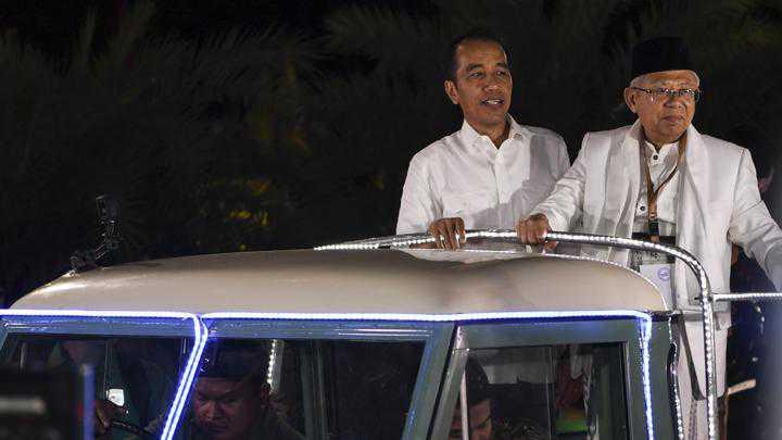 Tomy Winata dukung Jokowi, Timses itu sudah seharusnya