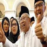 Counter SBY, Ma'ruf pastikan kampanye program bukan identitas