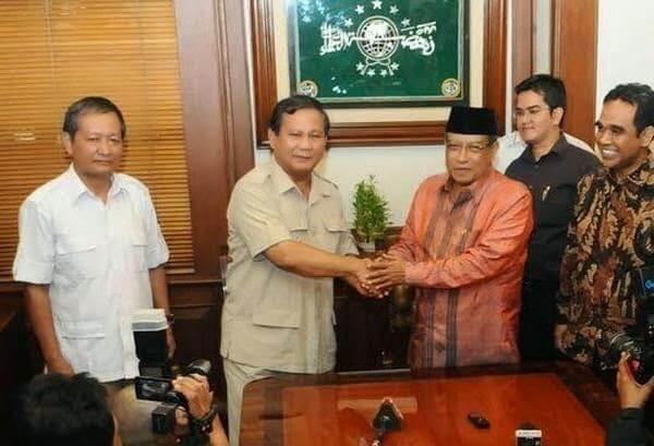 Prabowo didukung cucu NU, ini kata Cak imin dan Yenny Wahid