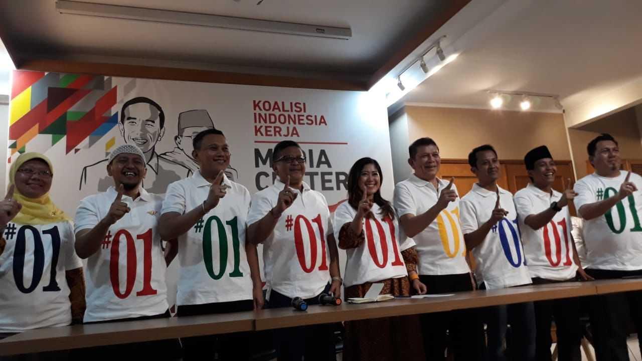 Sistem kerja Tim Advance Jokowi-Ma'ruf