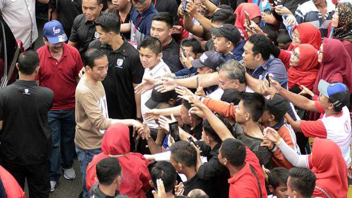 Pastikan kemenangan Jokowi, TKN bentuk tim baru