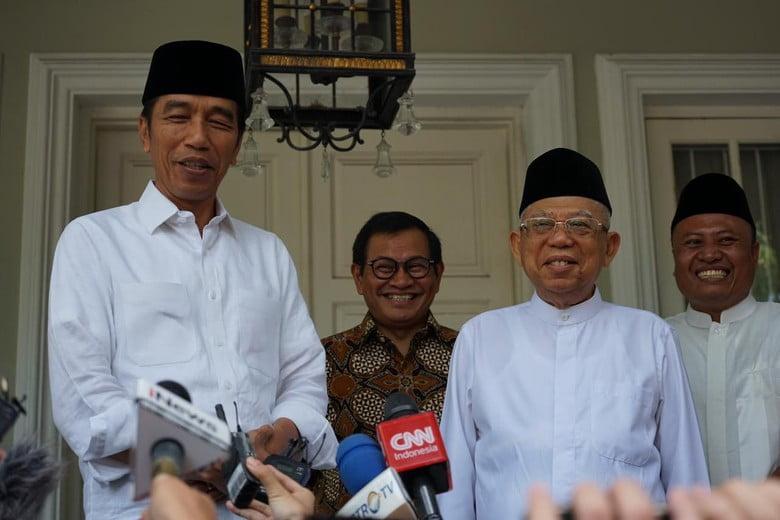 Undangan tes baca Alquran, Jokowi-Maruf siap