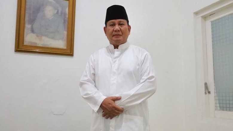 Bakal debat 5 kali, Prabowo usulkan format debat tak saling menjatuhkan
