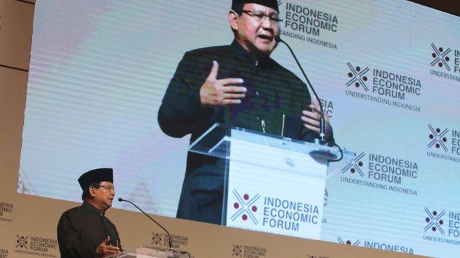 Hari ini Islam besoknya Zionis, curhat Prabowo