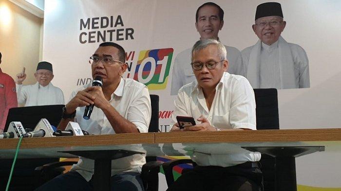 TKN Jokowi, kita tidak membisikan nama Ira Koesno dan Imam Priyono