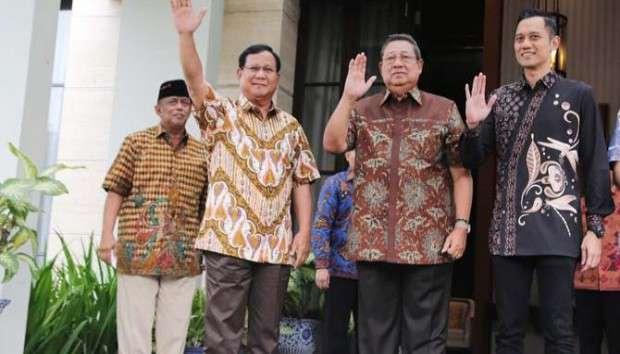 Modal pas-pas an, Prabowo kesulitan berjuang di Pilpres 2019