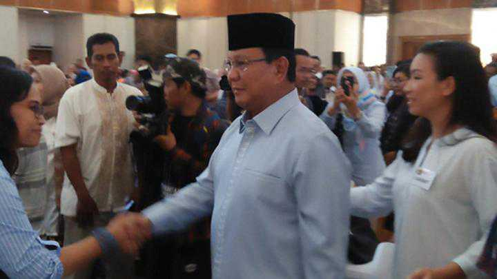Penyandang disabilitas harus hidup terhormat, terbaru dalam janji Prabowo