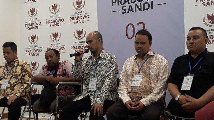 Perwakilan Komunitas Disabilitas Jakarta