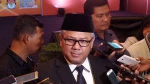Ketua KPU bantah berikan bocoran materi debat