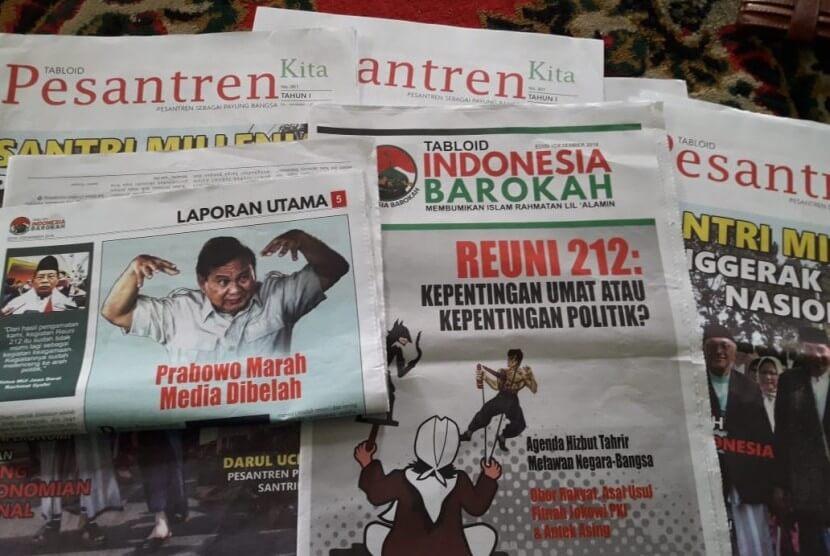 Polemik Tabloid Indonesia Barokah
