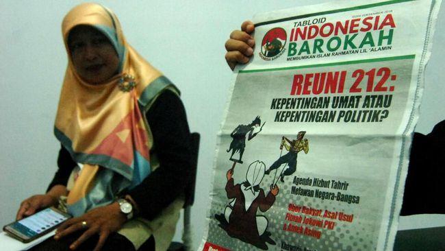 BPN Prabowo sudah kantongi nama dalang Tabloid Indonesia Barokah