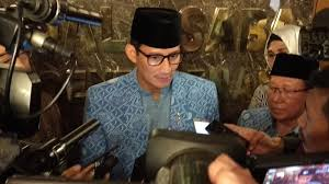 Jelang debat, Prabowo Sandi pilih tampil natural tanpa polesan presenter
