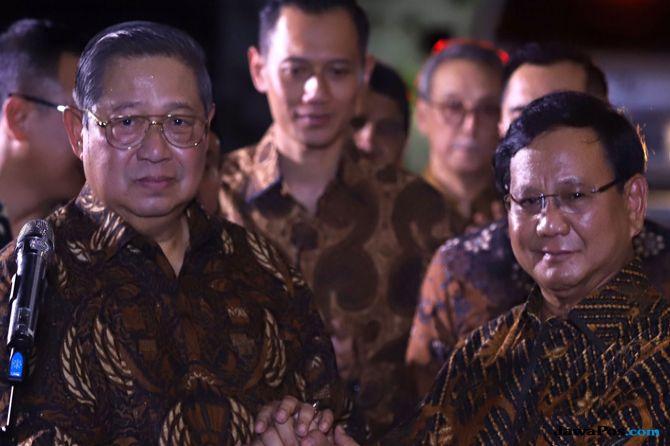 SBY bantu poles gaya komunikasi Prabowo