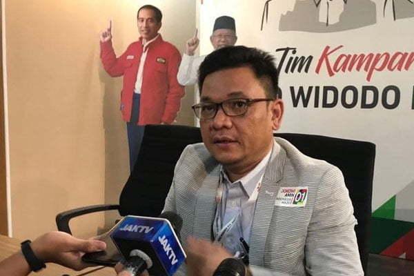 Kubu Jokowi yakin Prabowo sulit kejar mereka