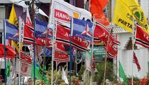 Bendera Parpol Indonesia