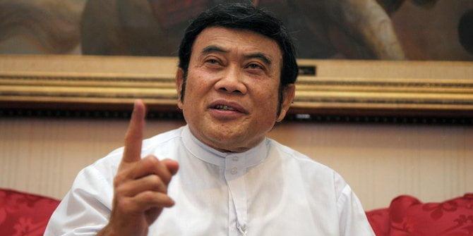 Artis Rhoma Irama dukung Prabowo