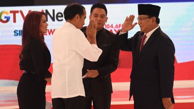 Debat pilpres kedua, Jokowi pengalaman Prabowo jujur