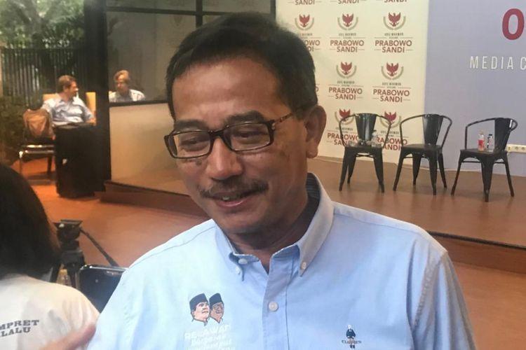 Ferry Mursyidan Baldan, Moderator debat kedua tidak profesional
