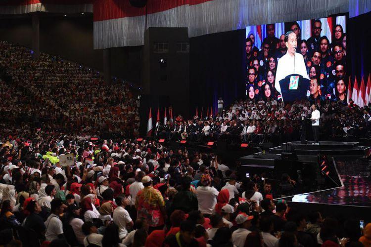 Bila terpilih lagi, Ini deretan program yang bakal dilanjutkan Jokowi