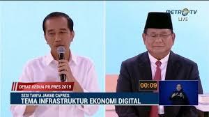 Ini alasan Prabowo tak menyerang balik Jokowi saat debat kedua