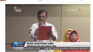 Deklarasi keluarga Uno dukung JokowiDeklarasi keluarga Uno dukung Jokowi