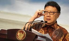 Menuju Indonesia baru, Mendagri minta jangan ada yang golput