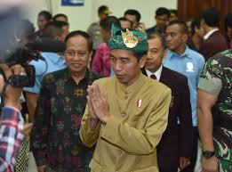 Pesan Jokowi di Bali
