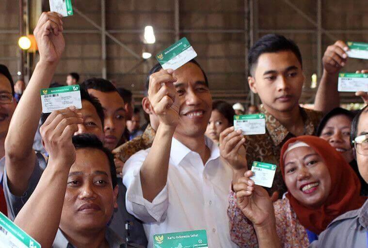 Kartu Prakerja Jokowi-Ma'ruf