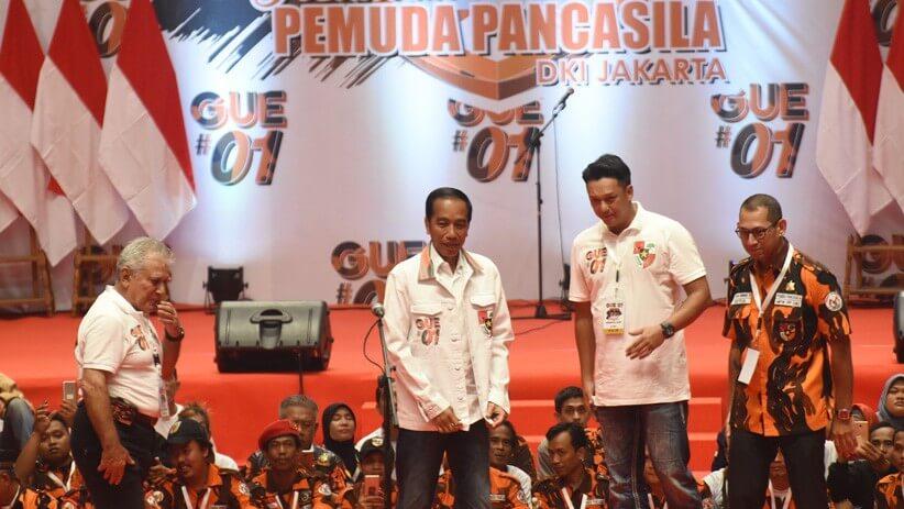 Ketua Pemuda Pancasila puji Prabowo